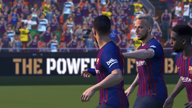 Animated Adboard PES 2019 Fantasy For PES 2017