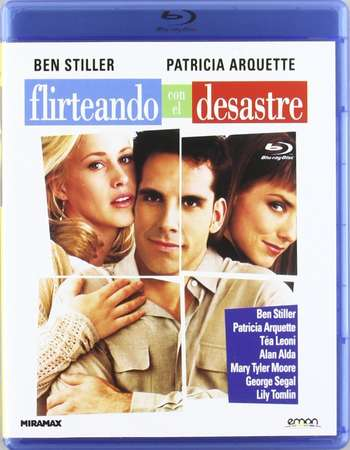 Poster Of Flirting with Disaster 1996 English 300MB BRRip 480p ESubs Free Download Watch Online Worldfree4u