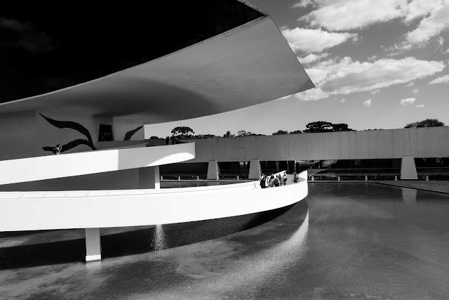 O Olho Museu Oscar Niemeyer