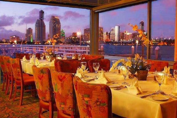 Restaurantes em San Diego