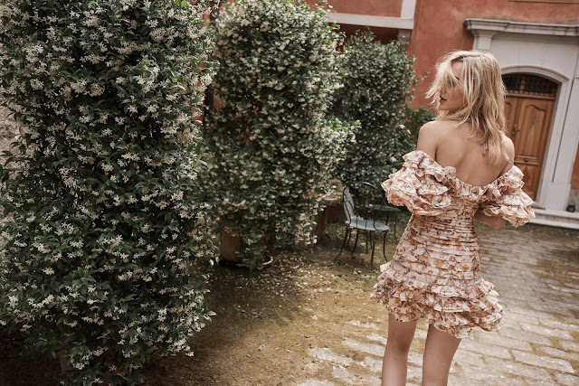 Zimmermann Resort Ready-to-Wear 2018 Collection Campaign