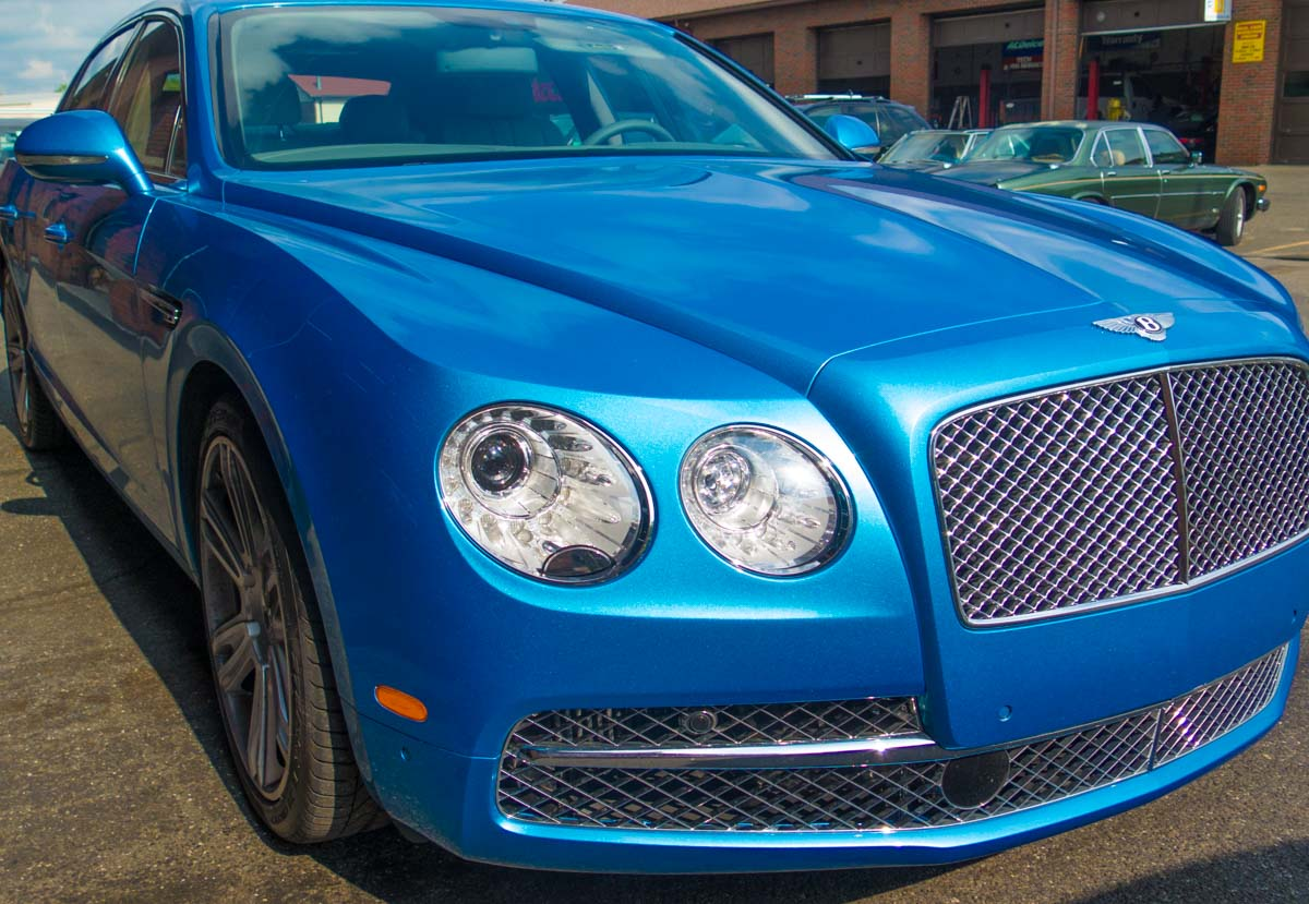 Mexico Or Bust Neurodiverse High Schoolers Build Vintage Bentley - Show me a bentley car