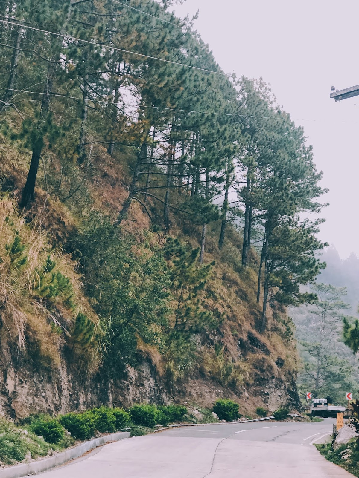 Roads going to Sagada