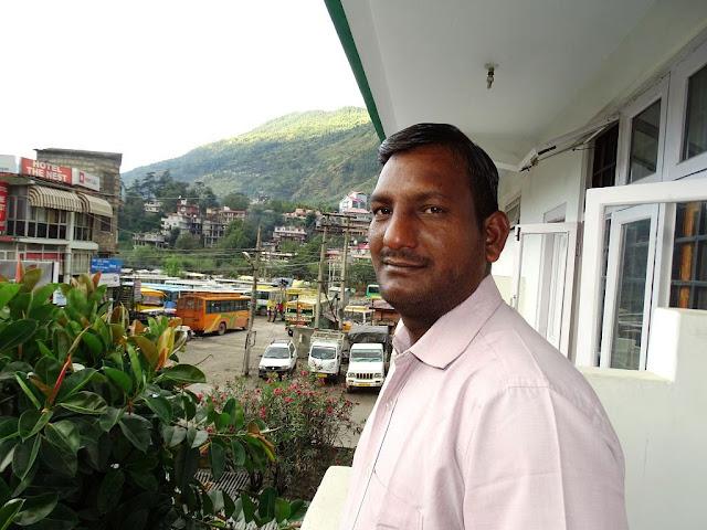 Kullu Bus Stand, Himachal
