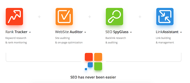 Download SEO Powersuite