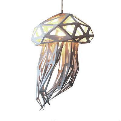 Jellyfish Lampshade