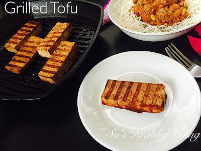 Permalink to Grilled Tofu Amongst Sriracha