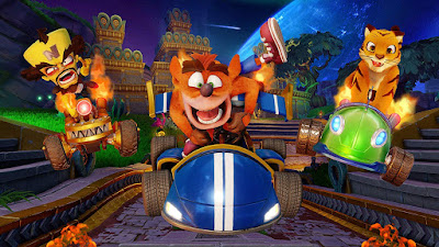 Crash Team Racing Nitro Fueled Game Screenshot 11