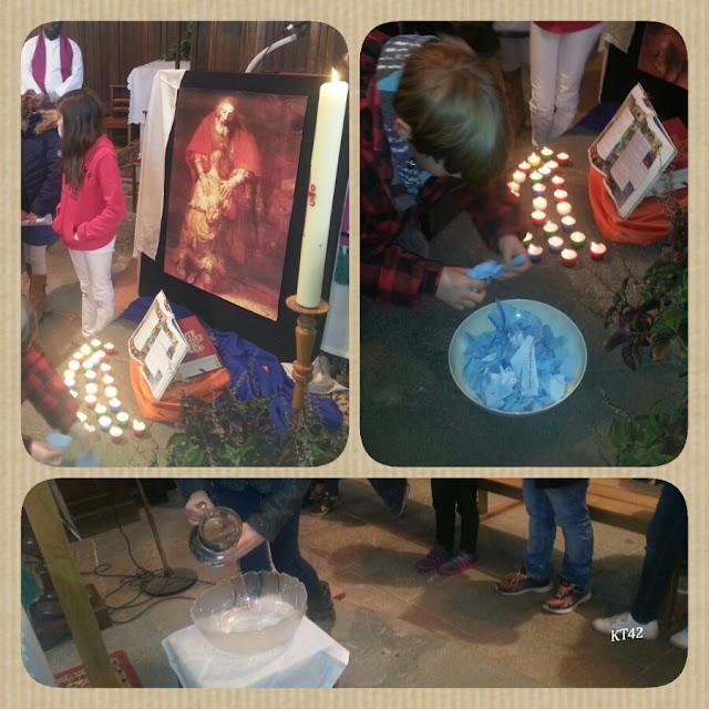 Célébration du pardon pour les enfants