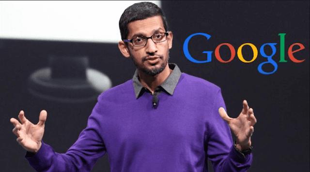 اختراق حساب سوندار بيتشاي المُدير التنفيذي لجوجل