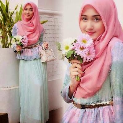 Trendy Baju Muslim Dengan Model Terpopuler Saat Ini