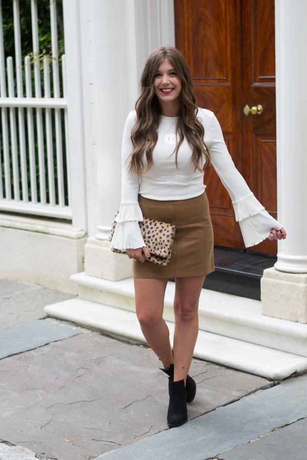 Trend Alert: Fall Mini Skirts | Chasing Cinderella