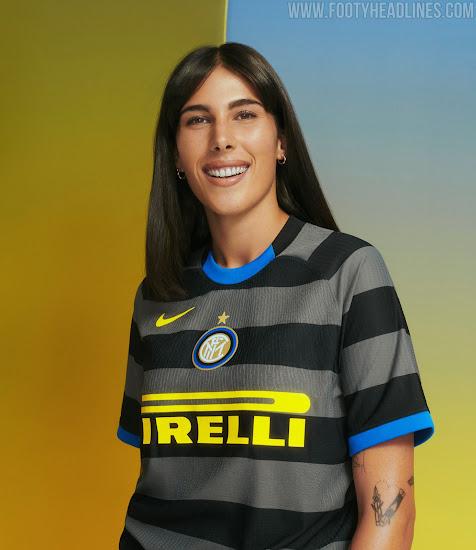 Inter Milan 20-21 Third Kit Revealed - Footy Headlines