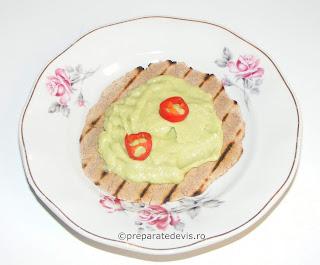 Turtite de hrisca cu guacamole retete culinare,