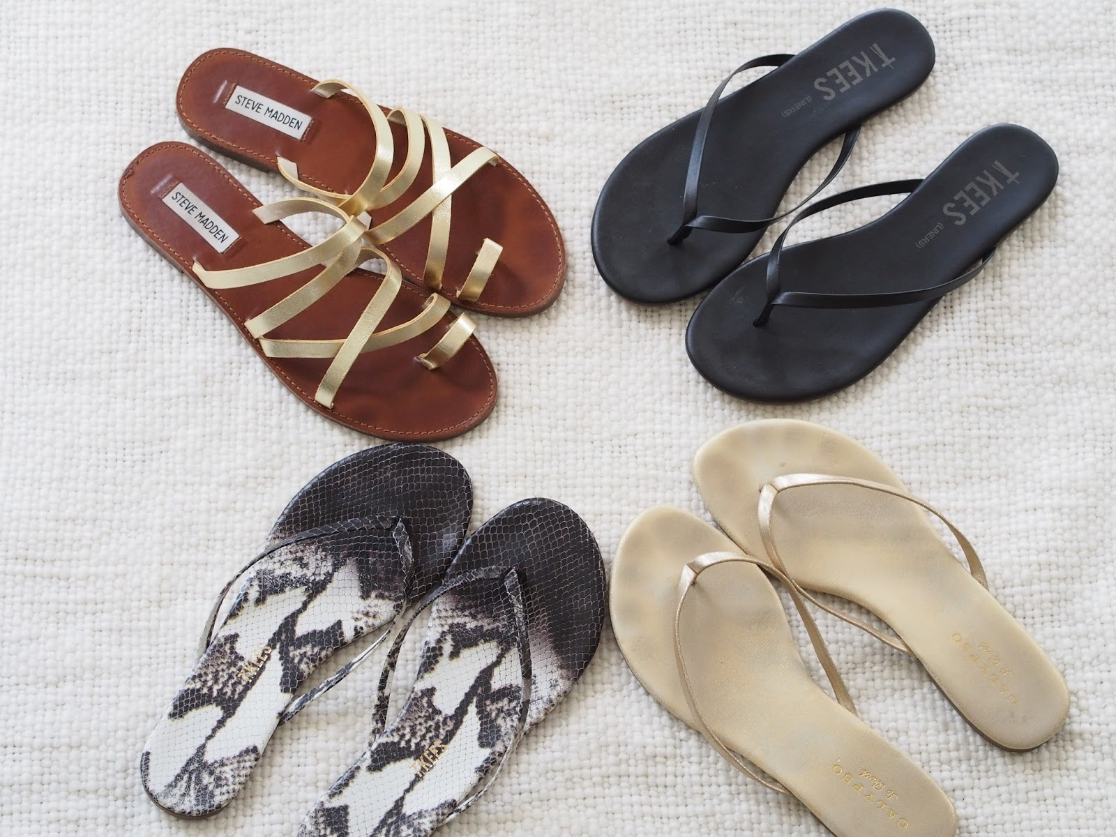 7b7e4edc1574 Typical Domestic Babe  For The Love Of Flat Sandals