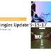 Singles Update 9-15-17