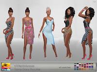 ittlerUniverse Tiarra Dress Recolor