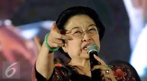Megawati Sebut Pihak Yang Tuding Jokowi Diktator Pengecut