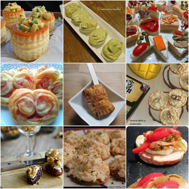 9 Aperitivos Para Comer De Un Bocado