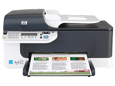 HP Officejet J4680 All-in-One Printer Drivers and Downloads