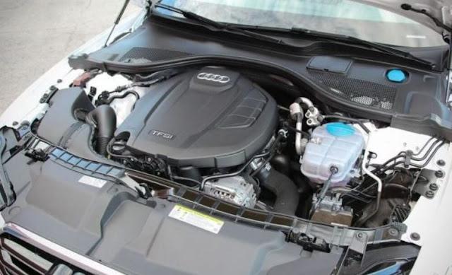 2018 Audi Q5 Engine