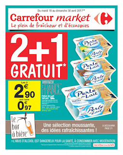 Catalogue Carrefour 18 au 30 Avril 2017