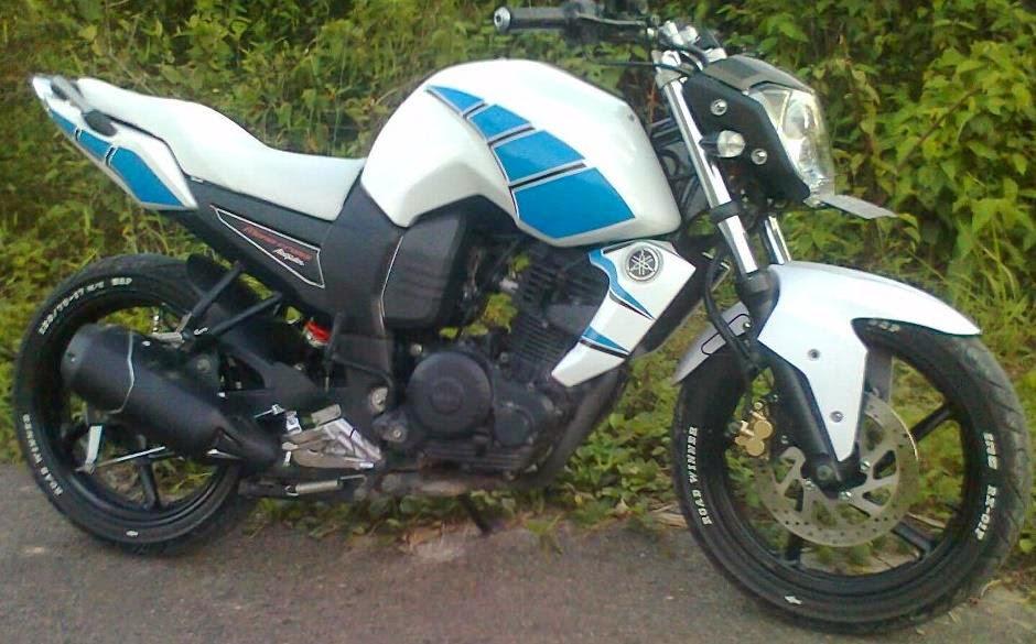 Aksesoris Modifikasi Motor Yamaha Byson