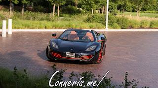 McLaren 12C Front Slight Angle