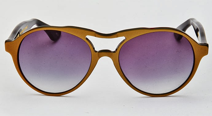 RVS yes yes by V: The male Point of View - Bullet sunglasses