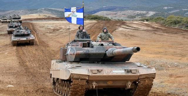 Προς ακύρωση η μεγάλη στρατιωτική άσκηση «Παρμενίων»;