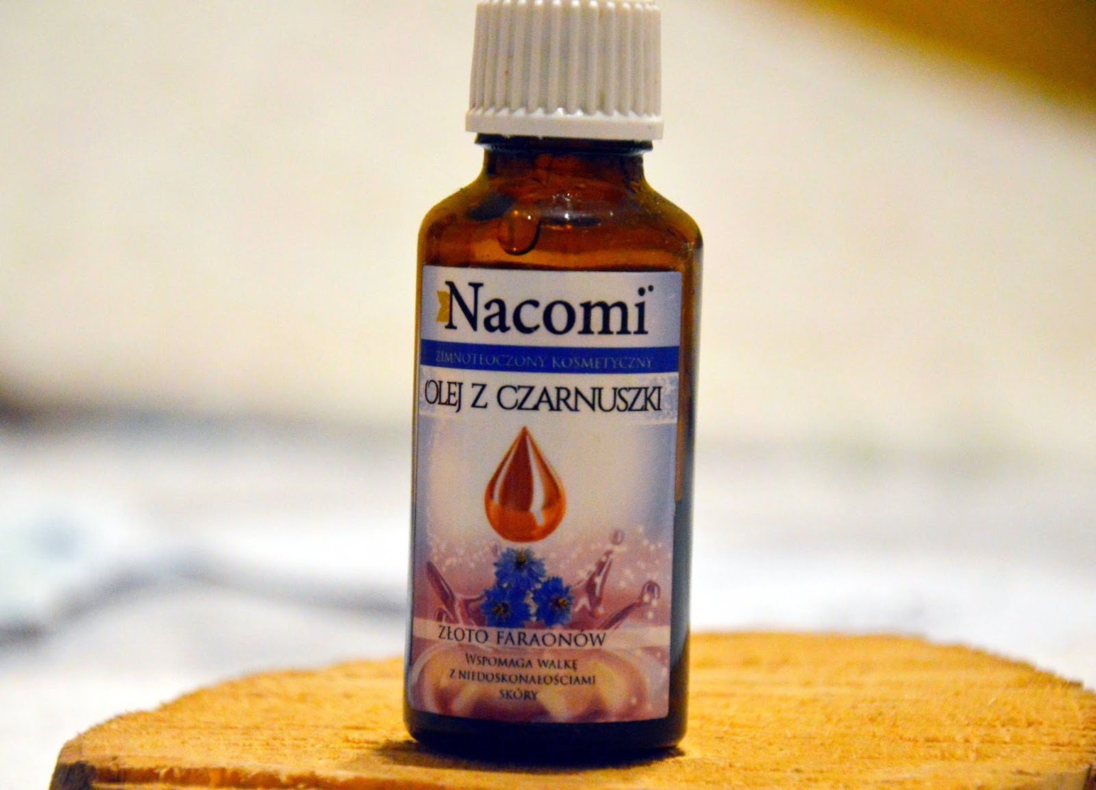olej z czarnuszki zastosowanie