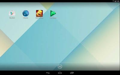 leapdroid emulator android ringan