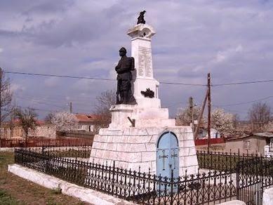 Monument al Eroilor  Limanu (Caracicula)