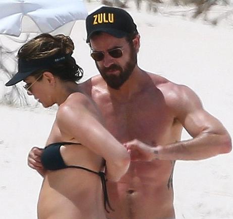 Jennifer Aniston Pregnant Sex