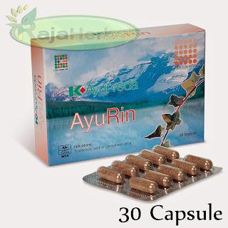 K-Ayurveda AyuRin Plus (30 Caps)