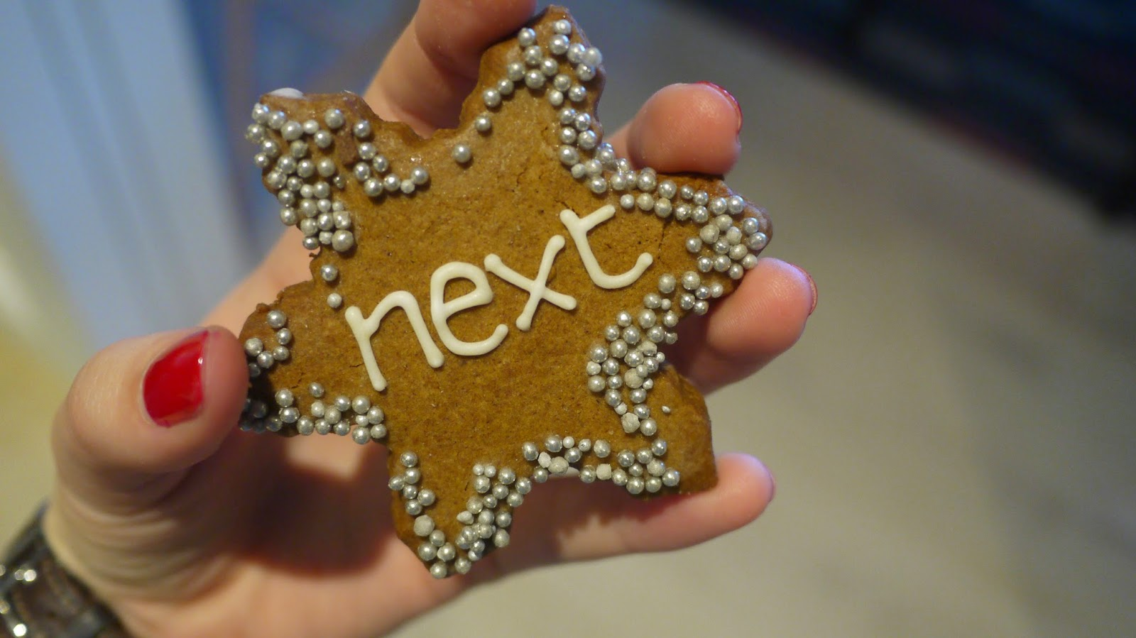 Next press day cookies