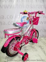 Sepeda Anak Family Girl Power 12 Inci