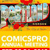 """Dinesh Shamdasani nel discorso di apertura del ComicPRO elogia i rivenditori di fumetti: """"Siete il futuro dei comics! Senza di voi oggi non ci sarebbe il mercato!"""""""