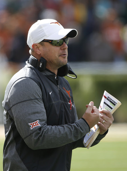 Texas Football Has Returned & Looks Ready to Change the Big 12