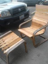 Robs World Life Poang Chair