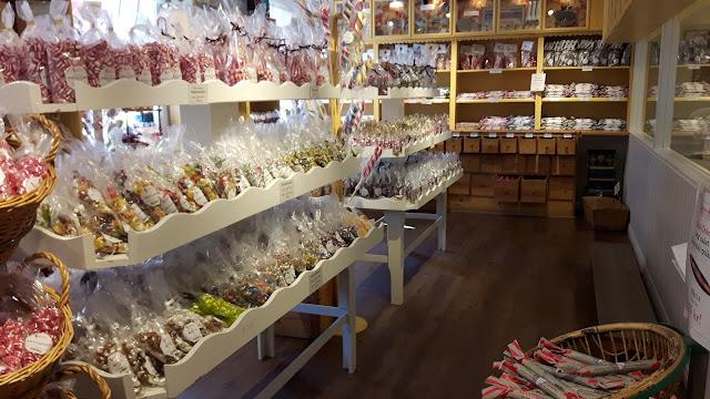 Zuckersüßes Schweden – Besichtigung der Polkagris Zuckerbäckerei