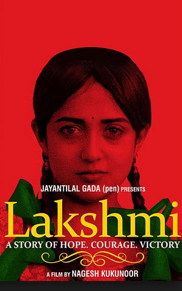 Lakshmi 2014 Hindi 720p HDRip 800mb