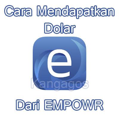 EMPOWR : Dapat Dolar Dari Sosial Media