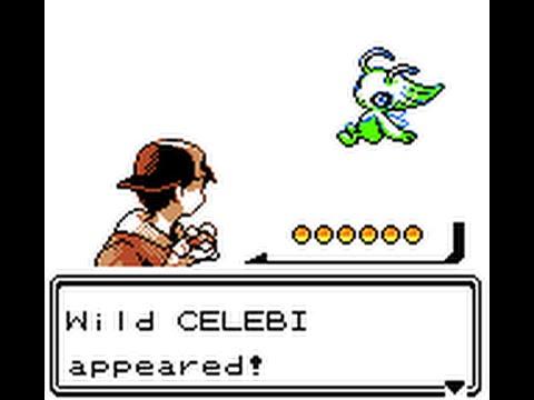 Pokemon – Crystal Version (Celebi Patched) GBC ROM