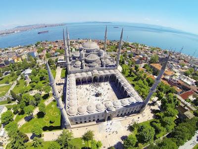 Umroh Sekaligus Menjelajahi Negara Eurasia, Turki