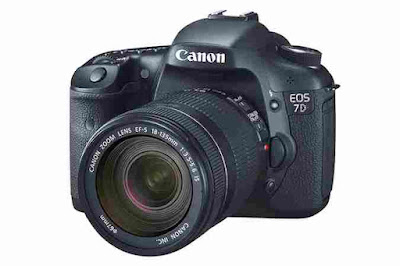 CANON EOS 7D MANUAL