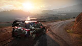 WRC 7 Full Game Cracked