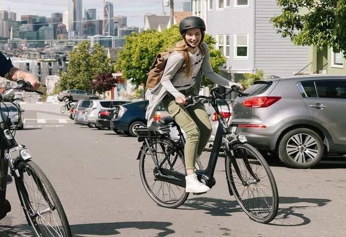 bicicleta electrica evolucion  ventas