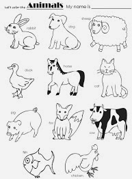حيوانات اليفة - تعليم الانجليزية بسهولة