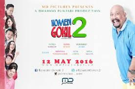 Download Film Indonesia Komedi Gokil 2 (2016) Full Movie BluRay